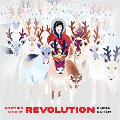 "Setien, Elena ""Another Kind Of Revolution LP"""