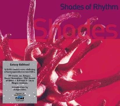 "Shades Of Rhythm ""Shades Of Rhythm Best Of"""