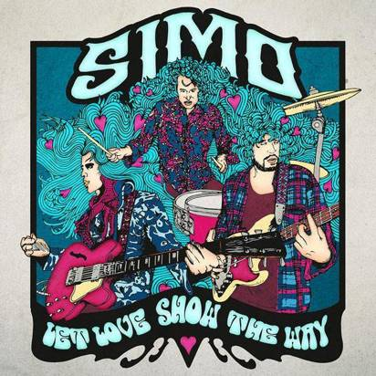"Simo ""Let Love Show The Way Lp"""
