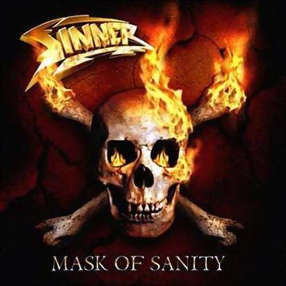 "Sinner ""Mask Of Sanity"""