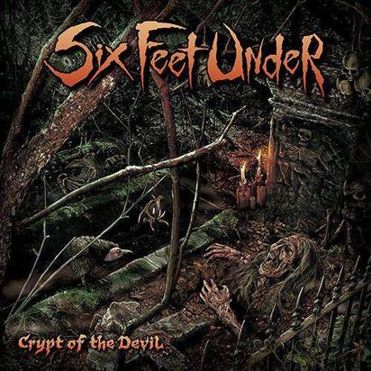 "Six Feet Under ""Crypt Of The Devil Limited Edition"""