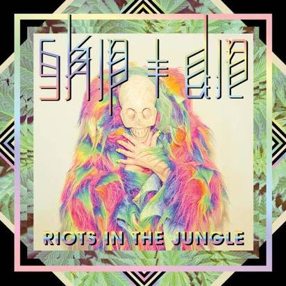 "Skip & Die ""Riots In The Jungle Limited Edition"""