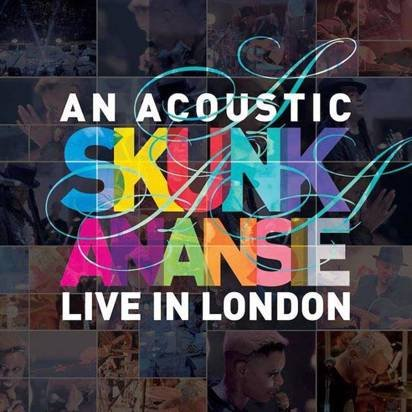 "Skunk Anansie ""An Acoustic Live In London Cd"""