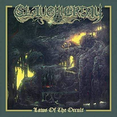 "Slaughterday ""Laws Of The Occult Lp"""