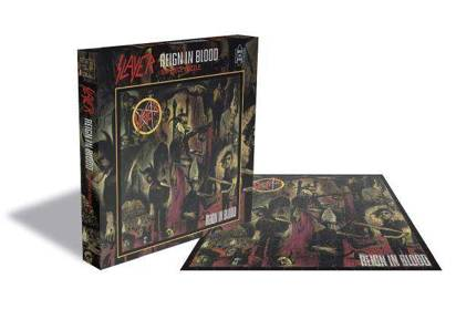 "Slayer ""Reign In Blood Puzzle 500 Pcs"""