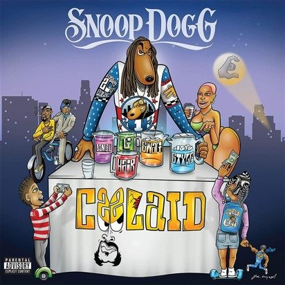 "Snoop Dogg ""Coolaid"""