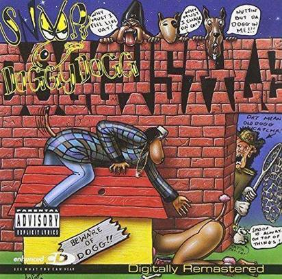 "Snoop Doggy Dogg ""Doggystyle Explicit Version LP"""