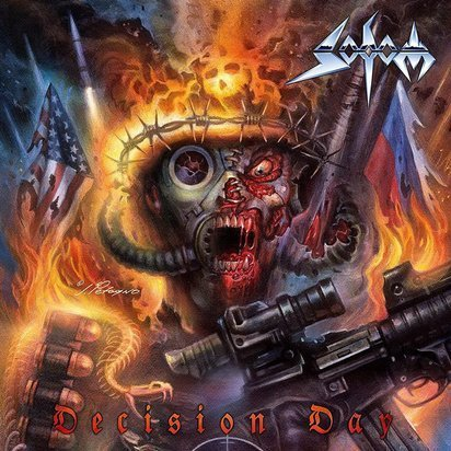 "Sodom ""Decision Day Limited Edition"""