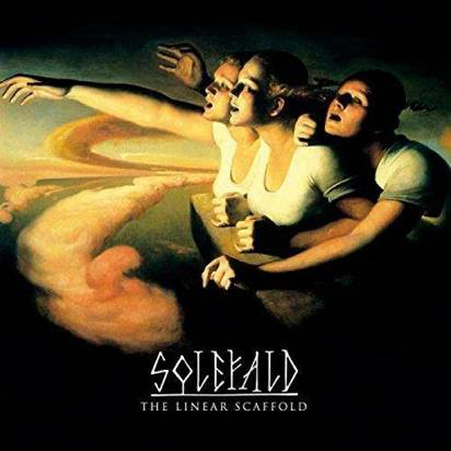 "Solefald ""The Linear Scaffold LP BLACK"""