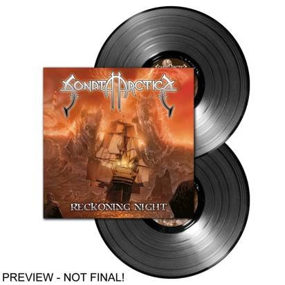 "Sonata Arctica ""Reckoning Night LP BLACK"""