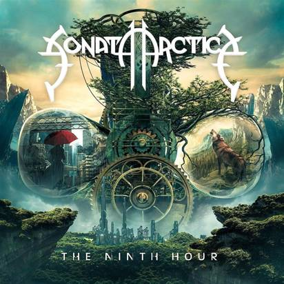 "Sonata Arctica ""The Ninth Hour Lp"""