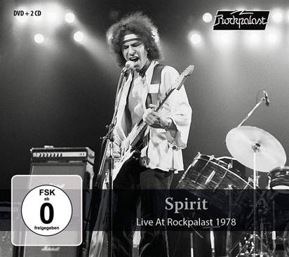 "Spirit ""Live At Rockpalast 2CD/DVD"""