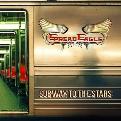 "Spread Eagle ""Subway To The Stars"""