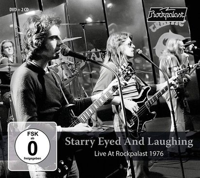 "Starry Eyed And Laughing ""Liva At Rockpalast"""
