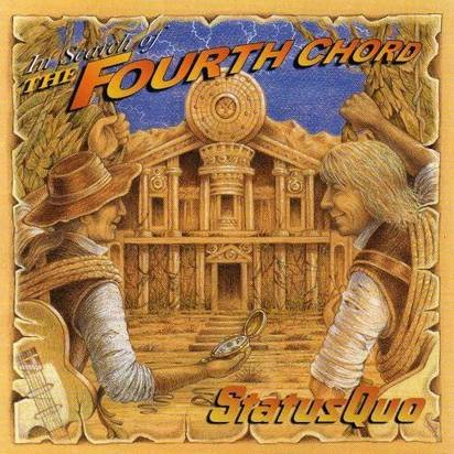 "Status Quo ""In Search Of The Fourth Chord"""