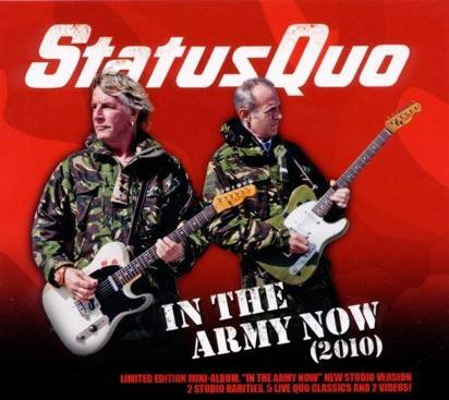 "Status Quo ""In The Army Now"""