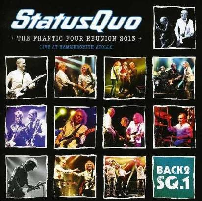 "Status Quo ""Live At Hammersmith Apollo Cd"""