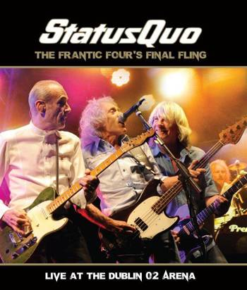 "Status Quo ""Live At The Dublin O2 Arena Br"""