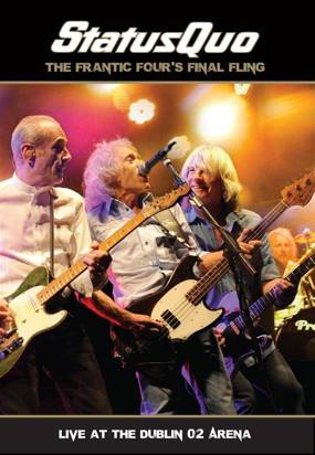 "Status Quo ""Live At The Dublin O2 Arena Dvd"""