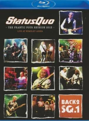 "Status Quo ""Live At Wembley Arena Br"""