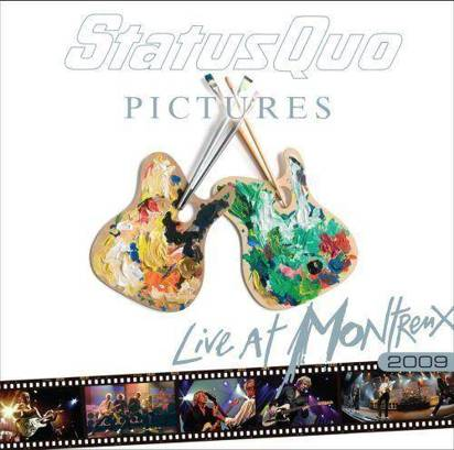 "Status Quo ""Pictures - Live At Montreux LP"""