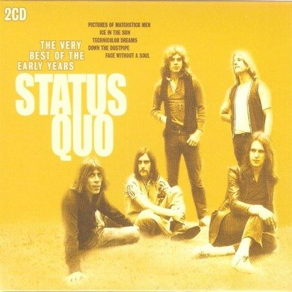 "Status Quo ""The Very Best Of The Early Years"""
