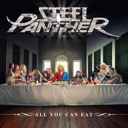 "Steel Panther ""All You Can Eat Deluxe Edition"""