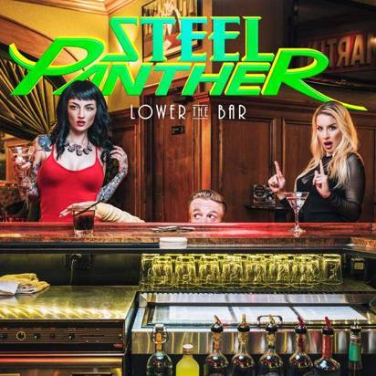 "Steel Panther ""Lower The Bar Lp"""