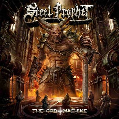 "Steel Prophet ""The God Machine Limited Edition"""