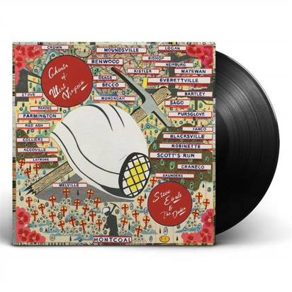 "Steve Earle & The Dukes ""Ghosts of West Virginia LP"""