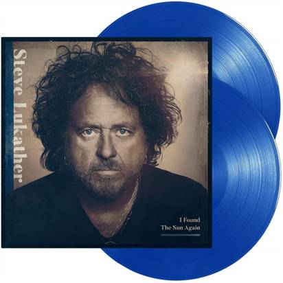 Steve Lukather - I Found The Sun Again / LP BLUE