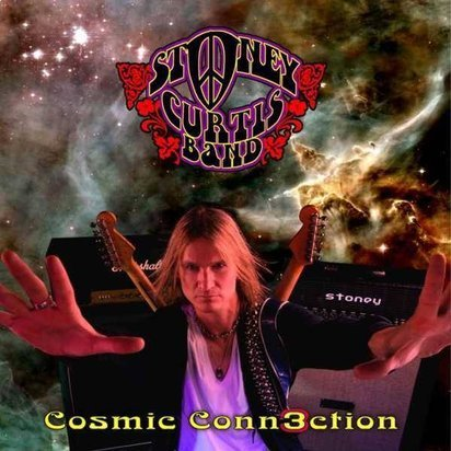 "Stoney Curtis Band ""Cosmic Connection"""