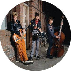 "Stray Cats ""Live At The Roxy 1981 LP"""