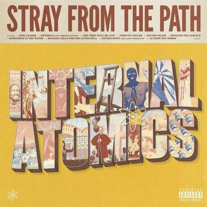 "Stray From The Path ""Internal Atomics"""