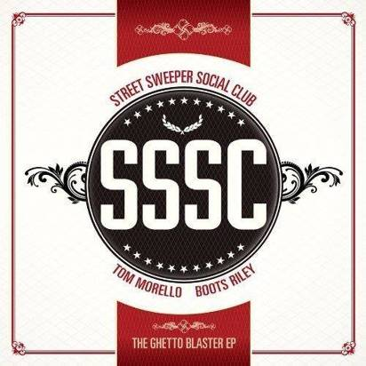 "Street Sweeper Social Club ""The Getto Blaster Mini Album"""
