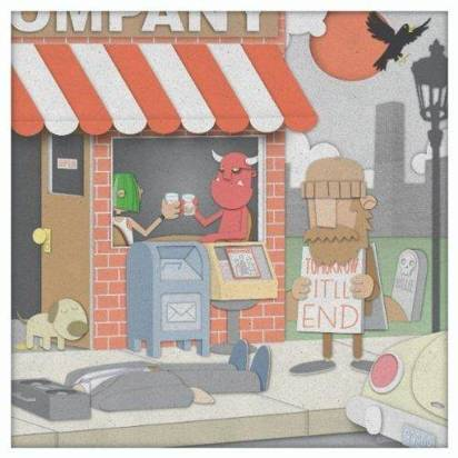 "Streetlight Manifesto ""99 Songs Of A Revolution"""