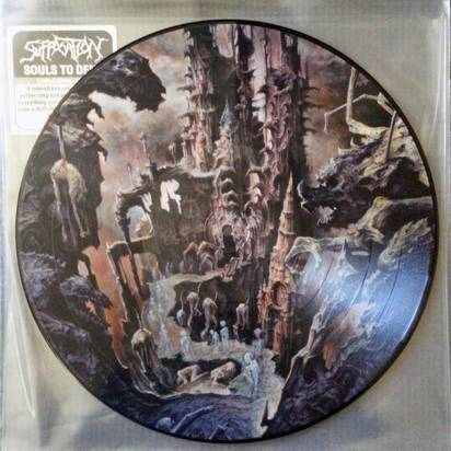 "Suffocation ""Souls To Deny LP"""