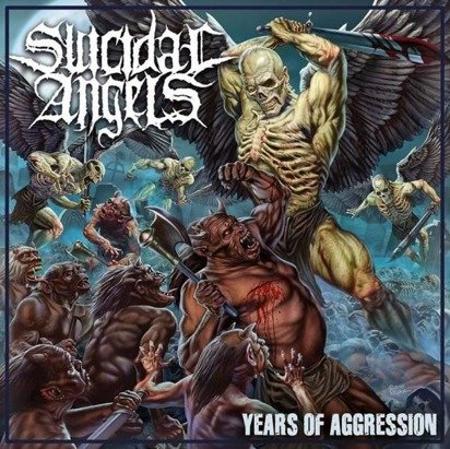"Suicidal Angels ""Years Of Aggression LP"""