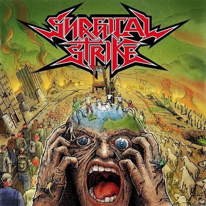 "Surgical Strike ""Part Of A Sick World"""