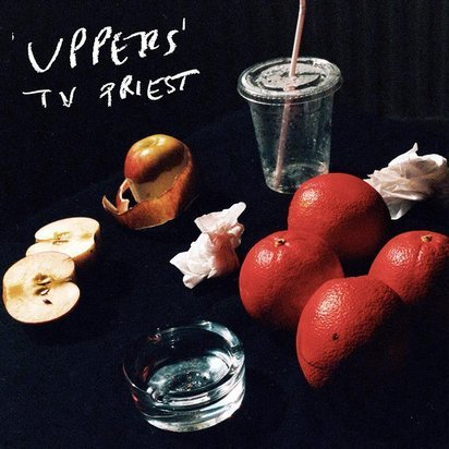 "TV Priest ""Uppers LP COLORED"""