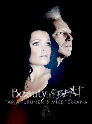 "Tarja Turunen & Mike Terrana ""Beauty And The Beat Dvd"""