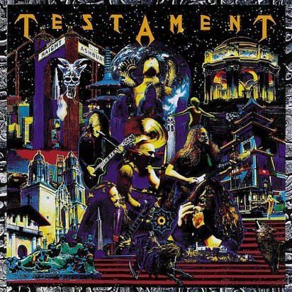 "Testament ""Live At The Fillmore"""