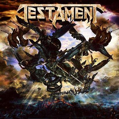 "Testament ""The Formation Of Damnation Limited Edition"""