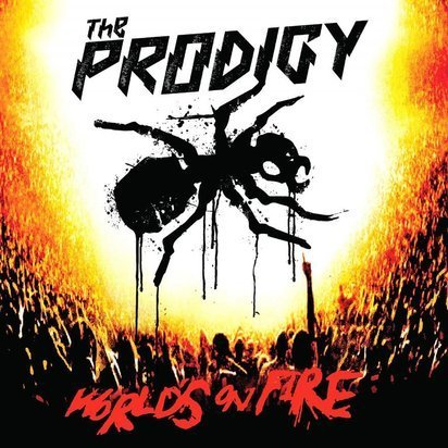 The Prodigy - World's on Fire Live at Milton Keynes Bowl LP