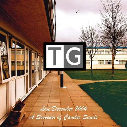 "Throbbing Gristle ""A Souvenir Of Camber Sands"""