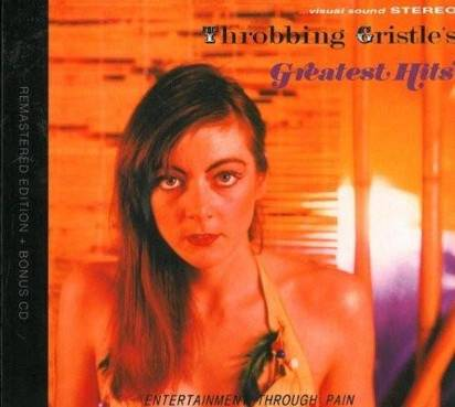 "Throbbing Gristle ""Throbbing Gristle's Greatest Hits"""