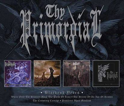 "Thy Primordial ""Blackend Years"""