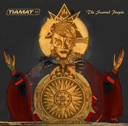 "Tiamat ""The Scarred People Limited Edition"""