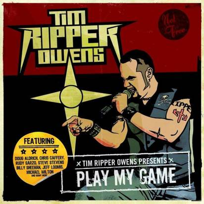 "Tim Ripper Owens ""Play My Game"""