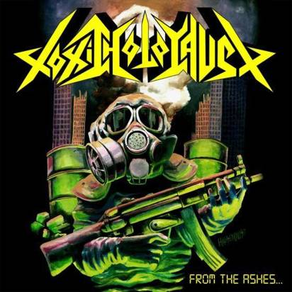 "Toxic Holocaust ""From The Ashes Of Nuclear Destruction"""